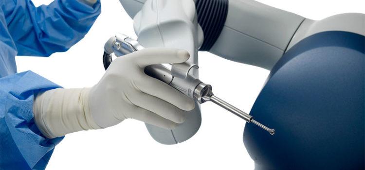 Knee Robotic arm